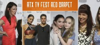 ATX TV Fest Red Carpet Interviews