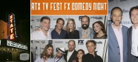 ATX TV Fest - FX Comedy Night Interviews