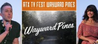 ATX TV Fest - Wayward Pines Interviews
